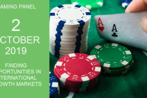 Gaming panel – finding opportunities in international growth markets700