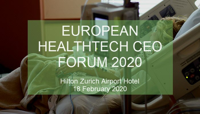 European HealthTech CEO Forum 2020