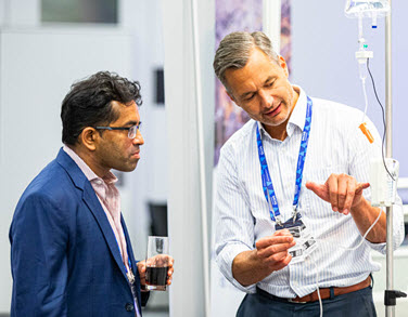 European-HealthTech-CEO-Forum-exhibition image
