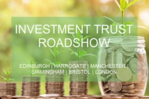 Investment trust roadshow 2020