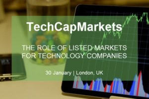 Event - TechCapMarkets - The role of listed markets for technology companies29012020