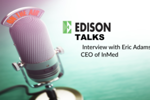 Edison Talks- Interview with CEO of InMed Pharmaceuticals