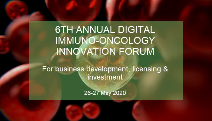 6th Annual Immuno-Oncology Innovation Forum feature image - 26032020