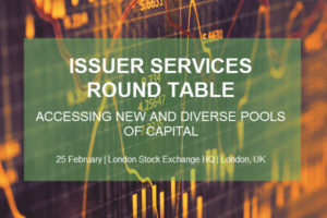 Issuer Services Roundtable 2020 feature image