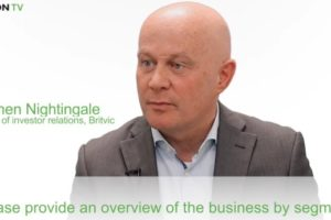 Executive interview – Britvic 12022020