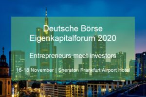 EKF Deutsche Borse Eigenkapitalforum 2020 feature image v2