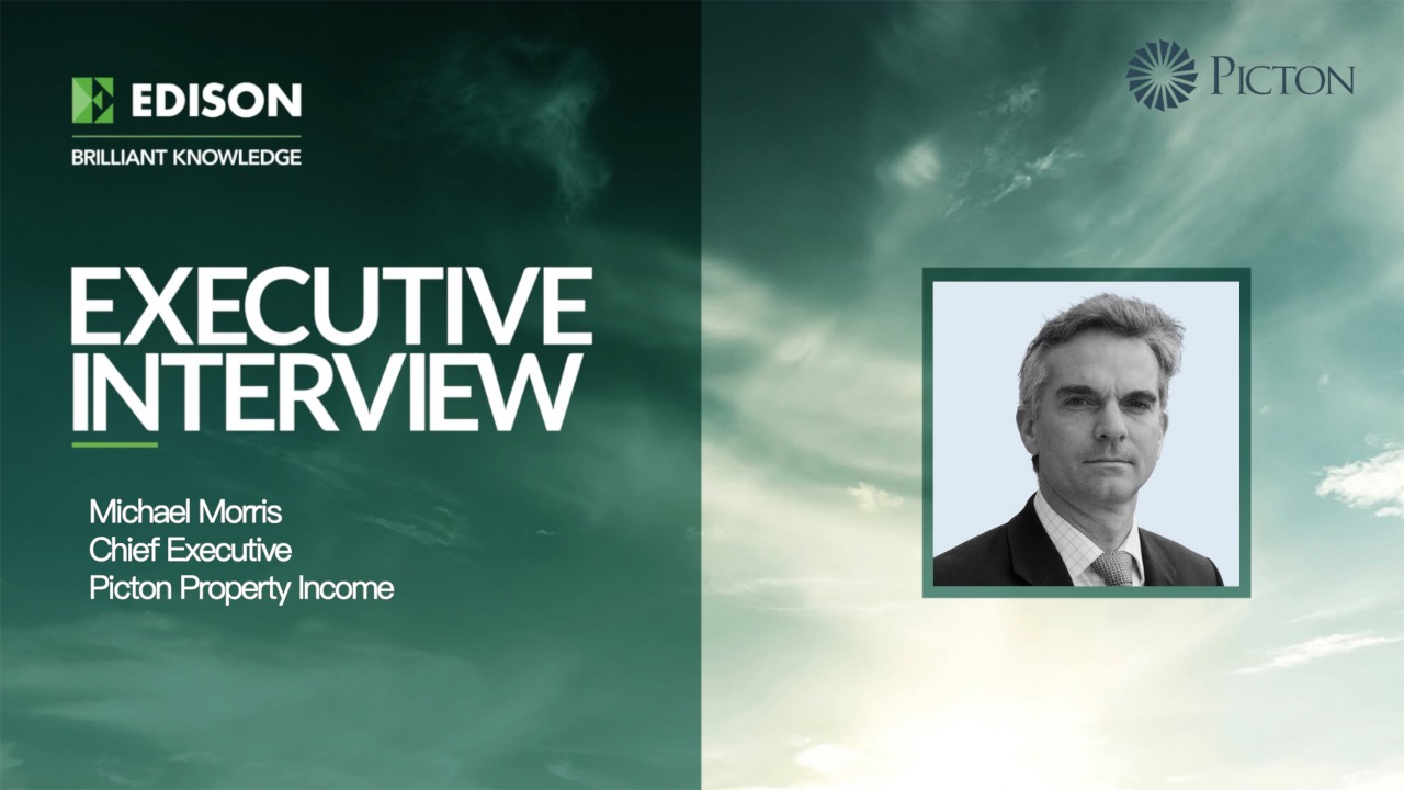 Picton Property Income - executive interview